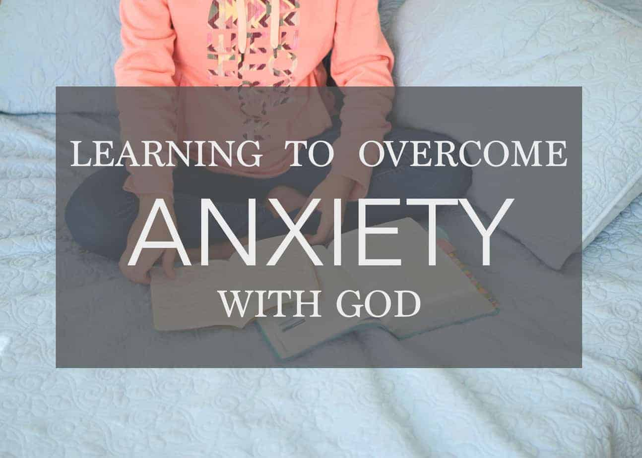 Learning to overcome anxiety and worry through God - How the Lord Gets our attention - To live a calm, peaceful, and joy filled life!