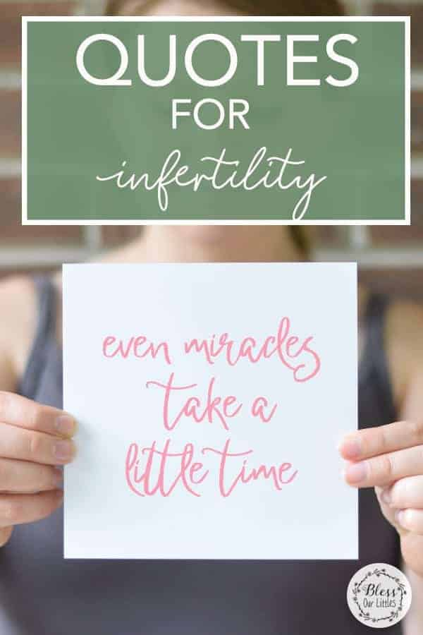 quotes for infertility