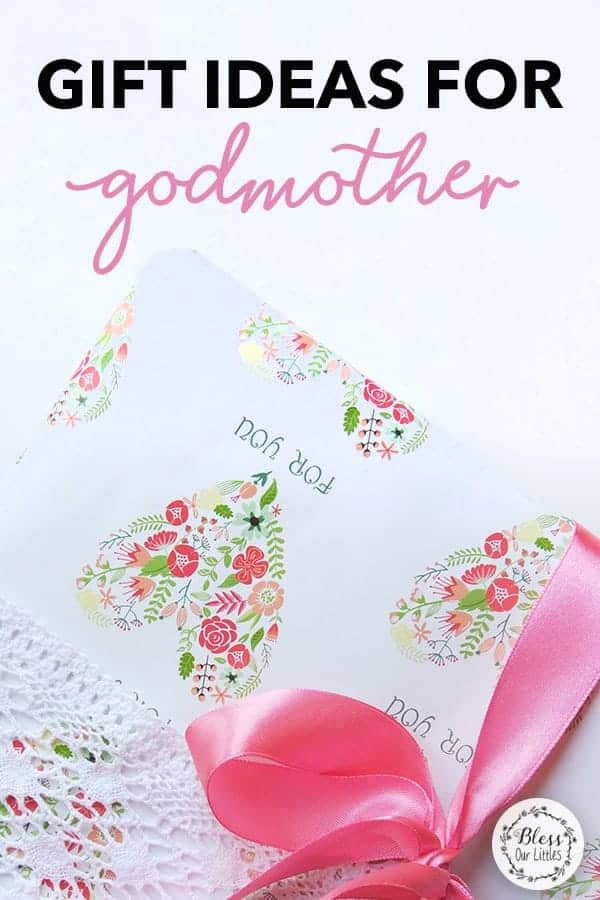 Godmother Gift Ideas