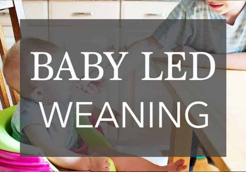 Baby-Led Weaning – Everything you NEED to Know to Get Started