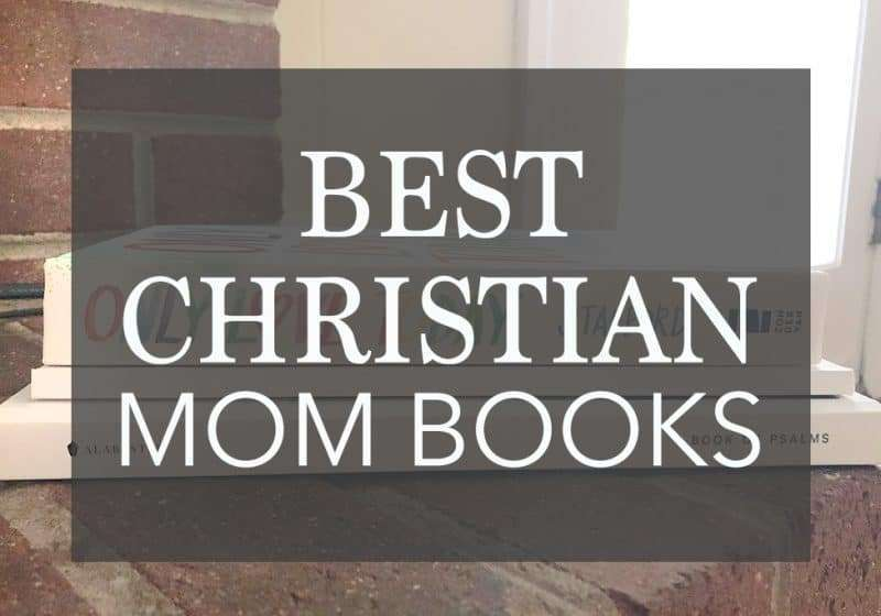 christian mom books