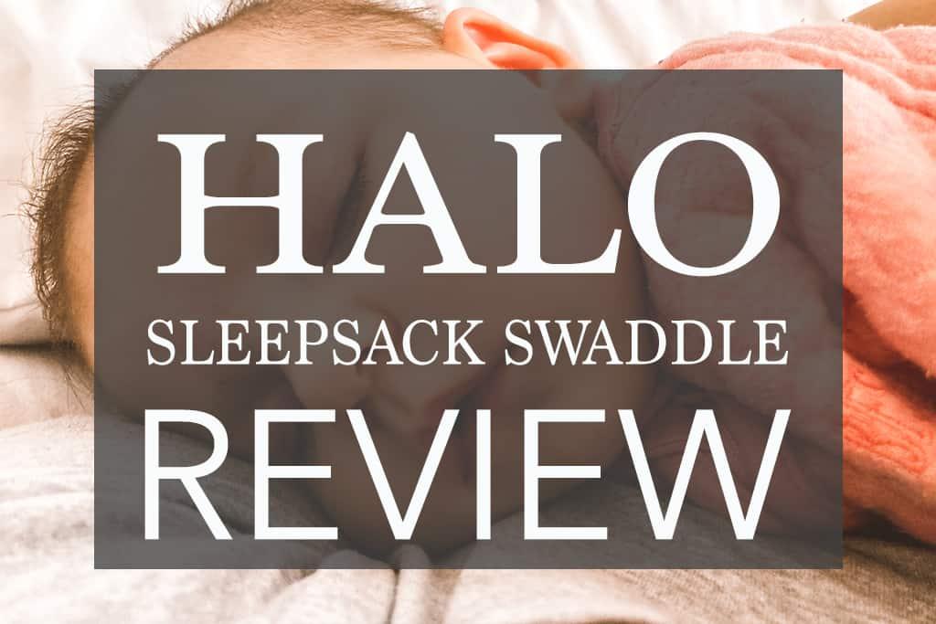 halo sleepsack sleeper review
