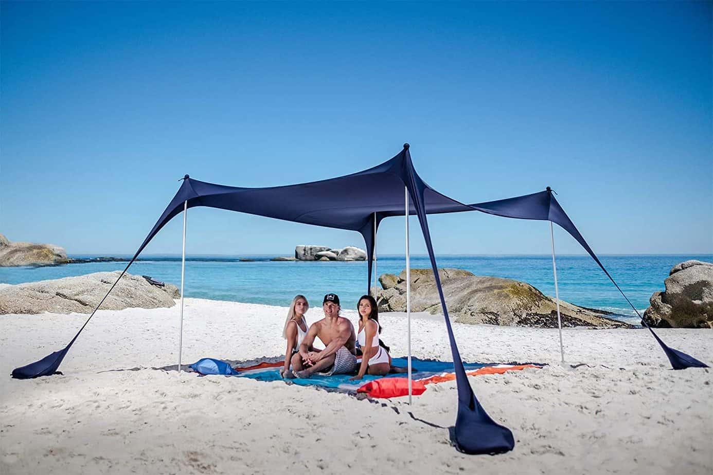 tent for summer family