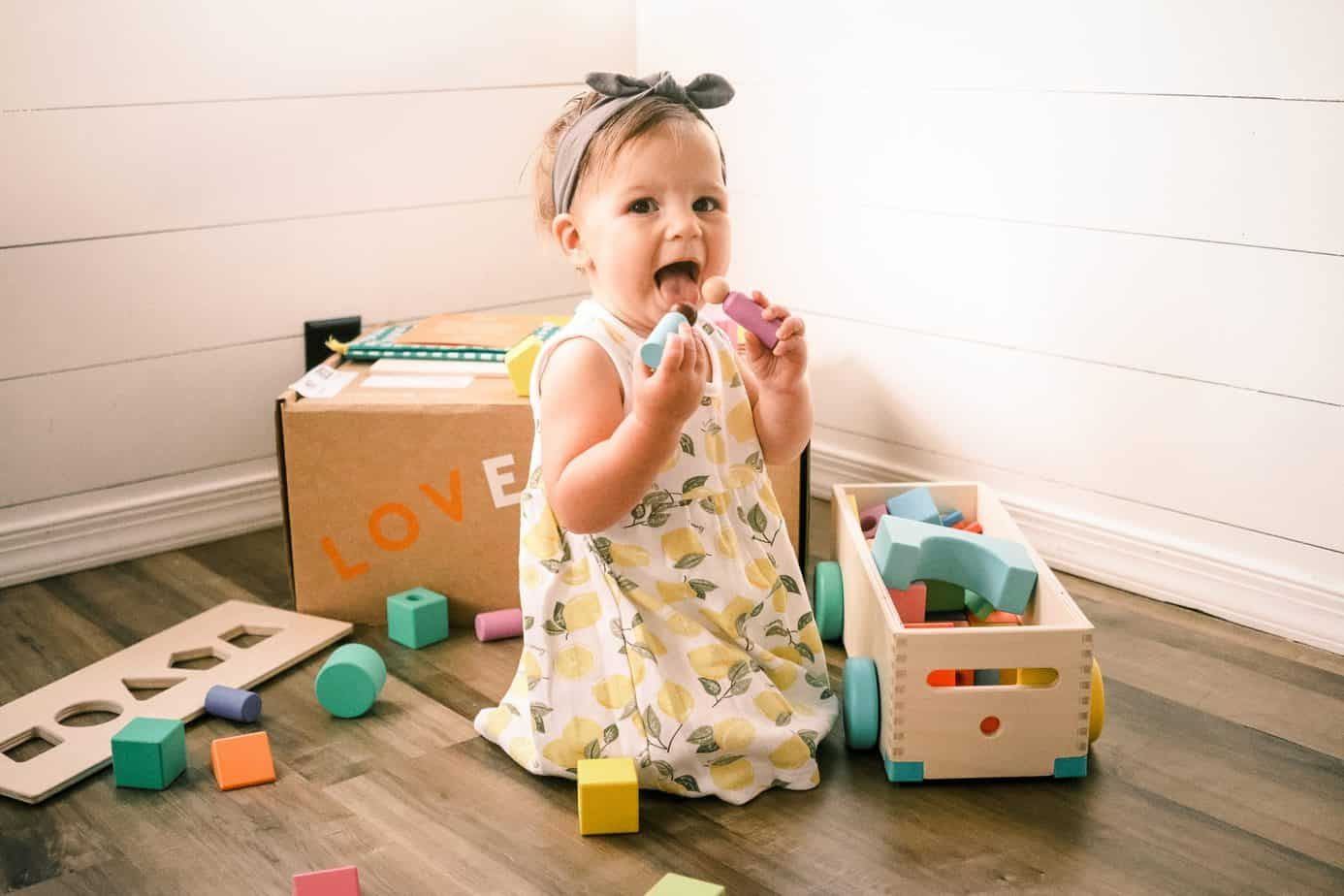 The best wooden toys for toddlers